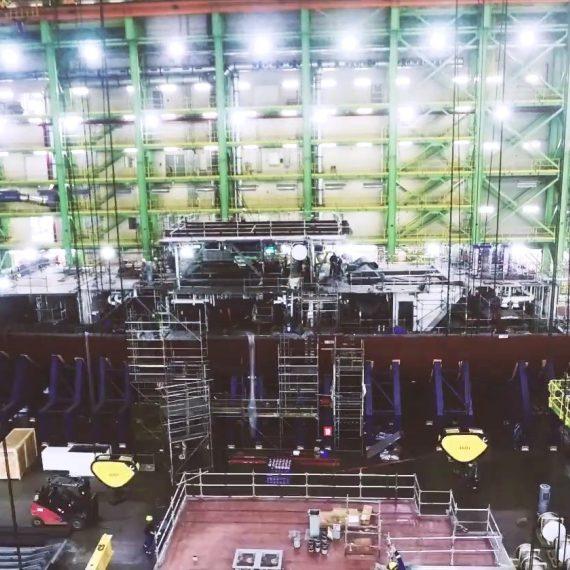 Facility Modernization and AOPS Progress 2013-2016