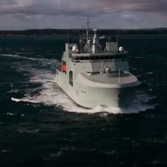 What does it take to build an Arctic and Offshore Patrol Vessel?